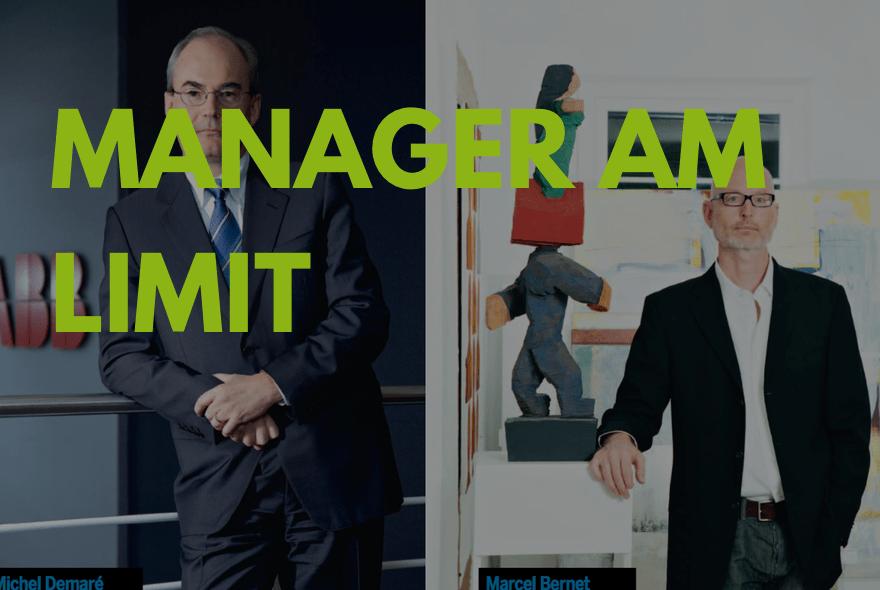 Manager am Limit